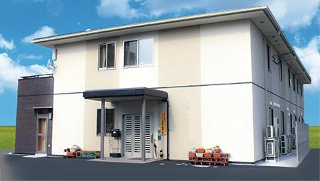 グループホームふれあい段原山崎の画像