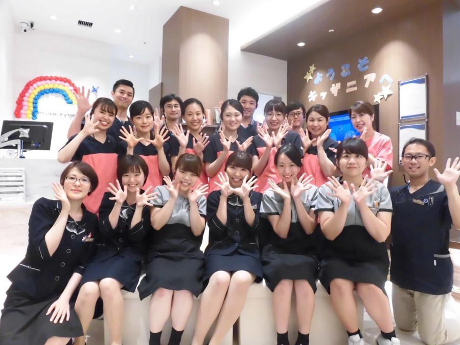 新浦安ブライト歯科(歯科衛生士の求人)の写真:みんな仲がいいです🎵人間関係のストレスはありません🎵