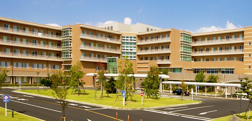 朝倉医師会病院の画像