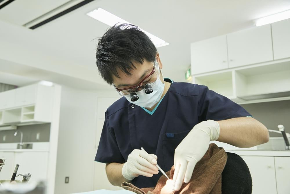 花みずき歯科江坂の画像