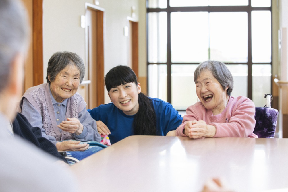 介護老人保健施設 ウェルケア いなば(看護師/准看護師の求人)の写真: