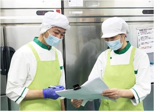 メディコム・ファシリティ株式会社 牛久愛和総合病院内の厨房(管理栄養士/栄養士の求人)の写真1枚目: