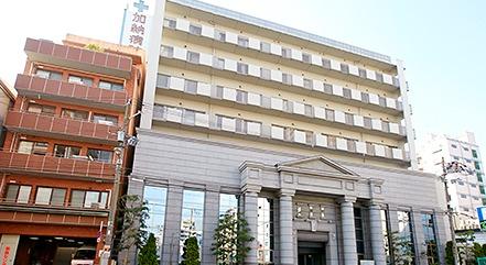 加納総合病院デイケアセンターの画像