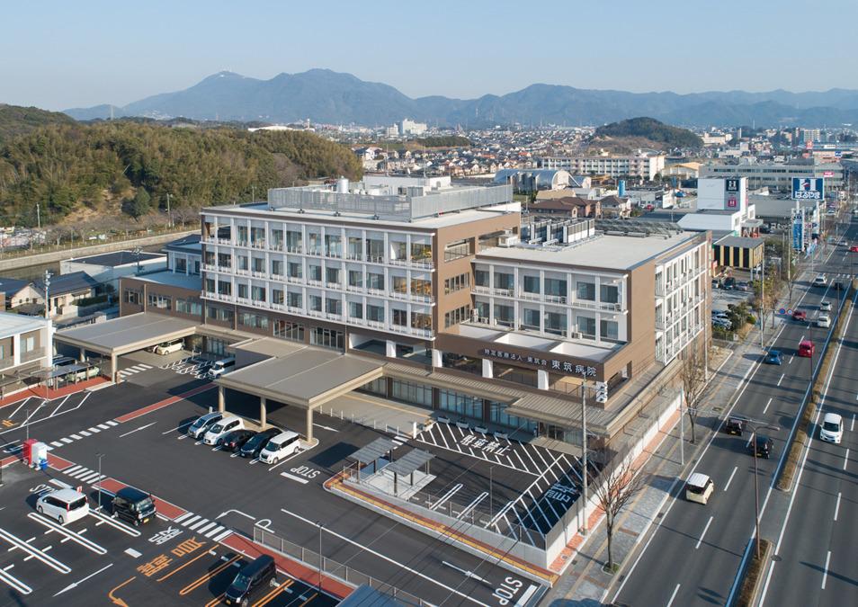 東筑病院の画像