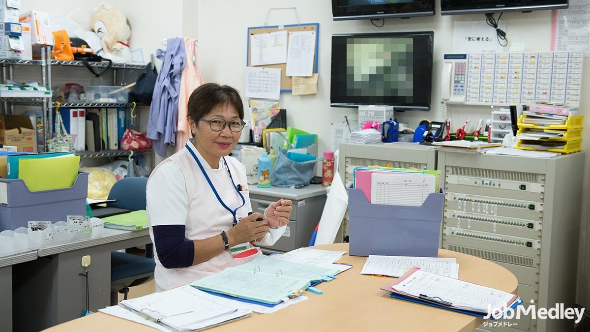 有料老人ホーム エクセルシオール千葉(看護師/准看護師の求人)の写真:関係する医療機関や介護関係事業所と連携し、地域医療に貢献しています