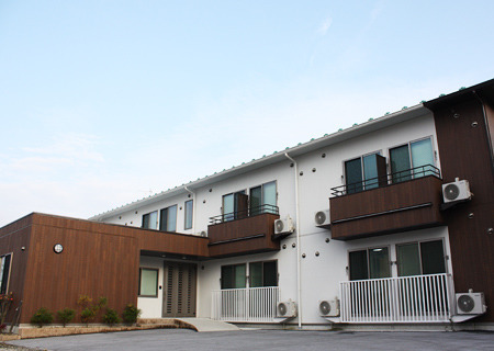 サービス付き高齢者向け住宅まごころ甲賀の画像