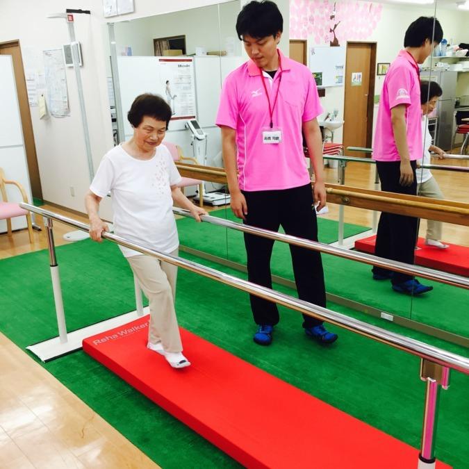 秋田歩行機能トレーニングデイサービス さくらクオーレプラス由利本荘の画像