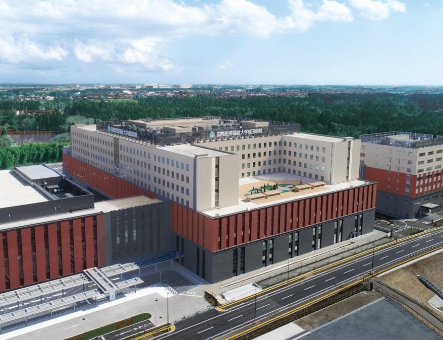 国際医療福祉大学成田病院の画像