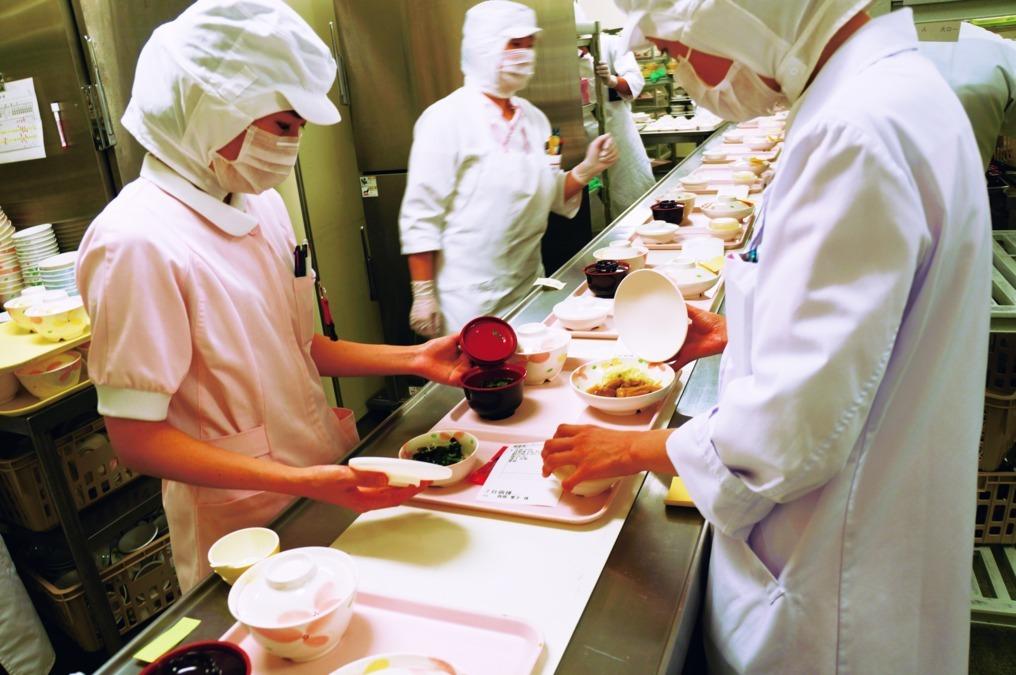 ロイヤルコントラクトサービス株式会社 住友別子病院内の厨房の画像