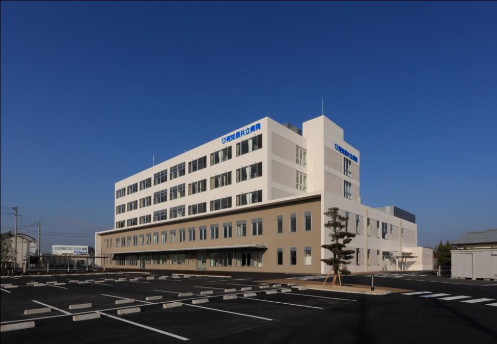 阿知須共立病院(調理師/調理スタッフの求人)の写真1枚目:
