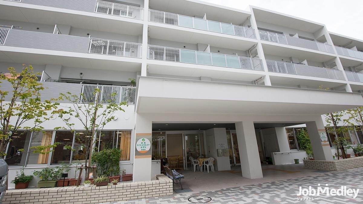 日生デイサービスセンター赤羽台の画像