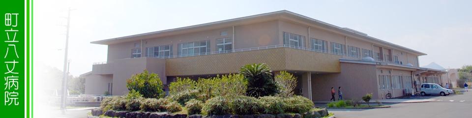 国民健康保険 町立八丈病院の画像