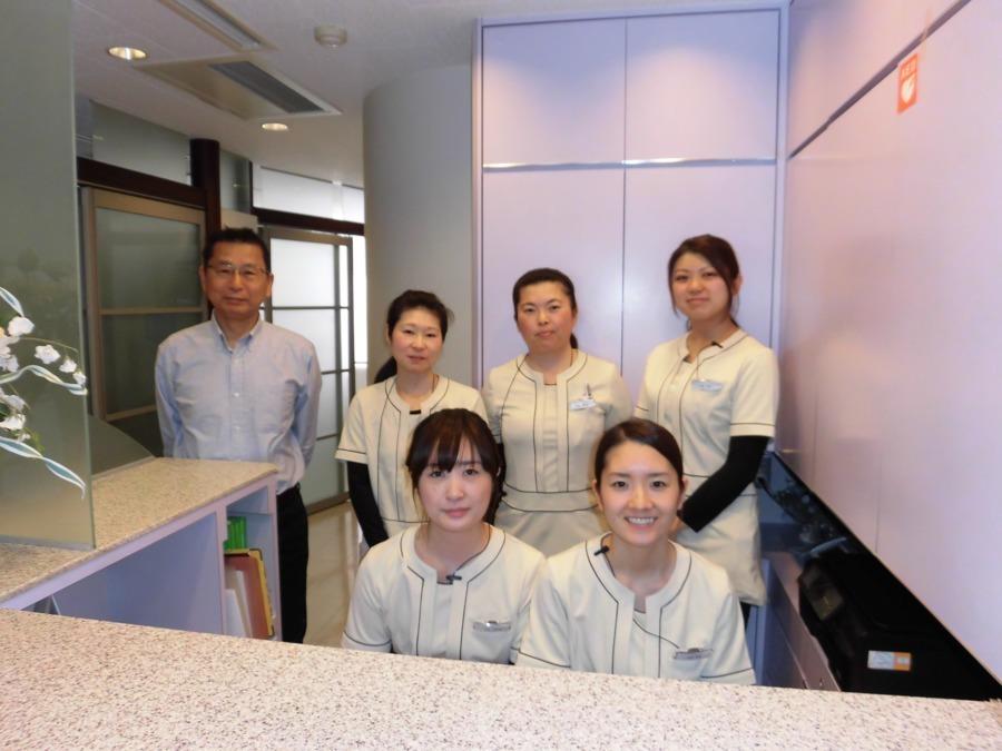 篠木歯科医院 の写真1枚目:あなたと一緒に働けることを楽しみにしています!