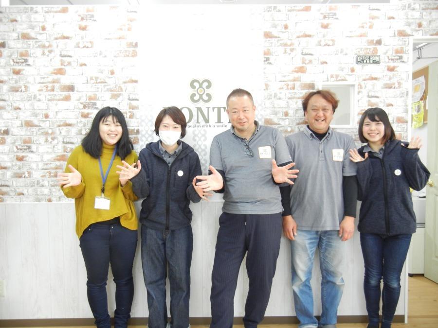 キッズぽんて(児童発達支援管理責任者の求人)の写真1枚目: