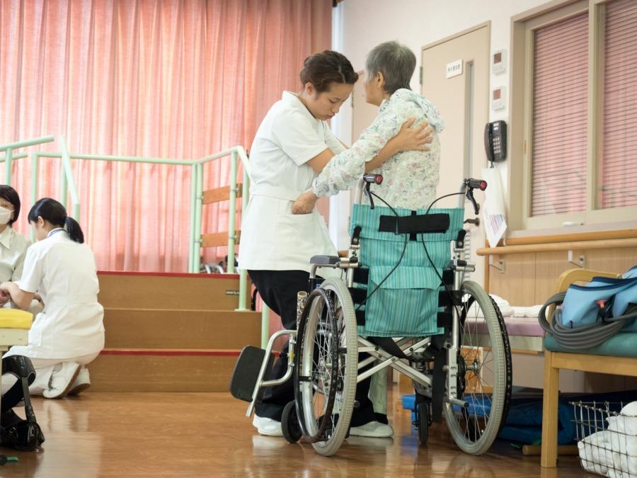 介護老人保健施設志摩豊和苑(作業療法士の求人)の写真: