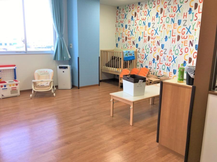 株式会社トットメイト 小牧市西之島 病院内託児所の画像