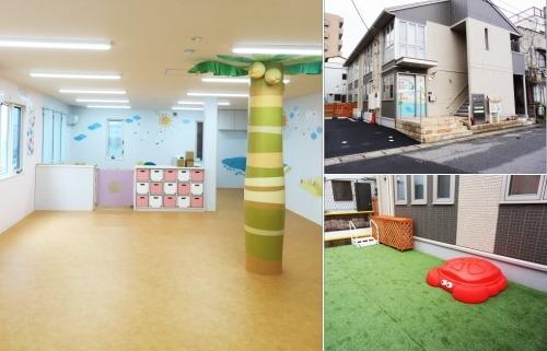 Kids Resort UTASE【2021年04月01日オープン予定】の保育士求人