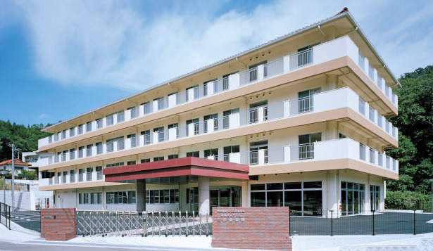 養護老人ホーム三原慶雲寮の画像
