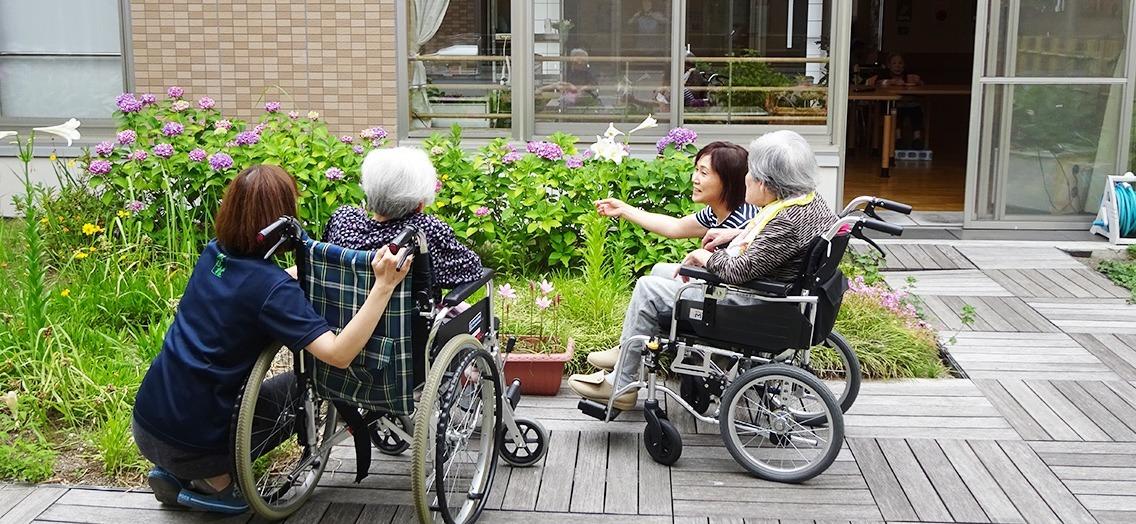 特別養護老人ホームソレイユの画像