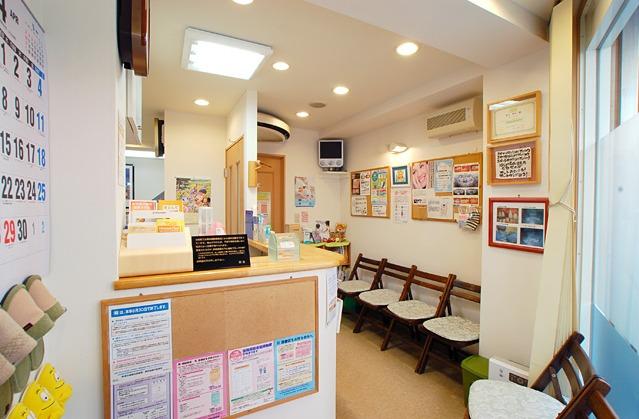 トミヤマ歯科クリニック(歯科衛生士の求人)の写真1枚目: