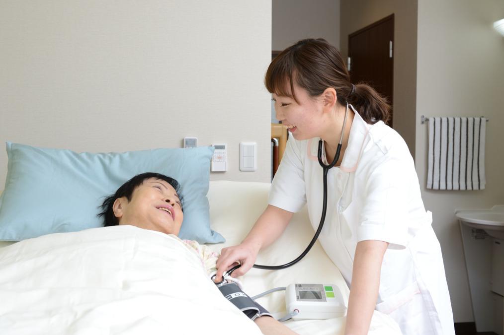 プレザングラン小金井(看護師/准看護師の求人)の写真1枚目: