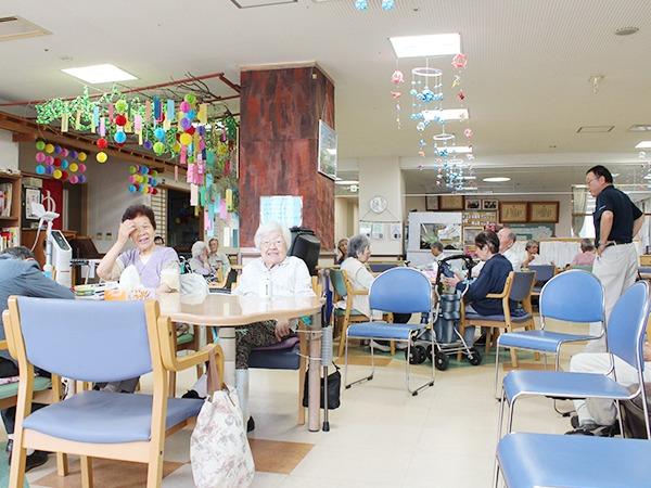 特別養護老人ホームつどうホールの画像