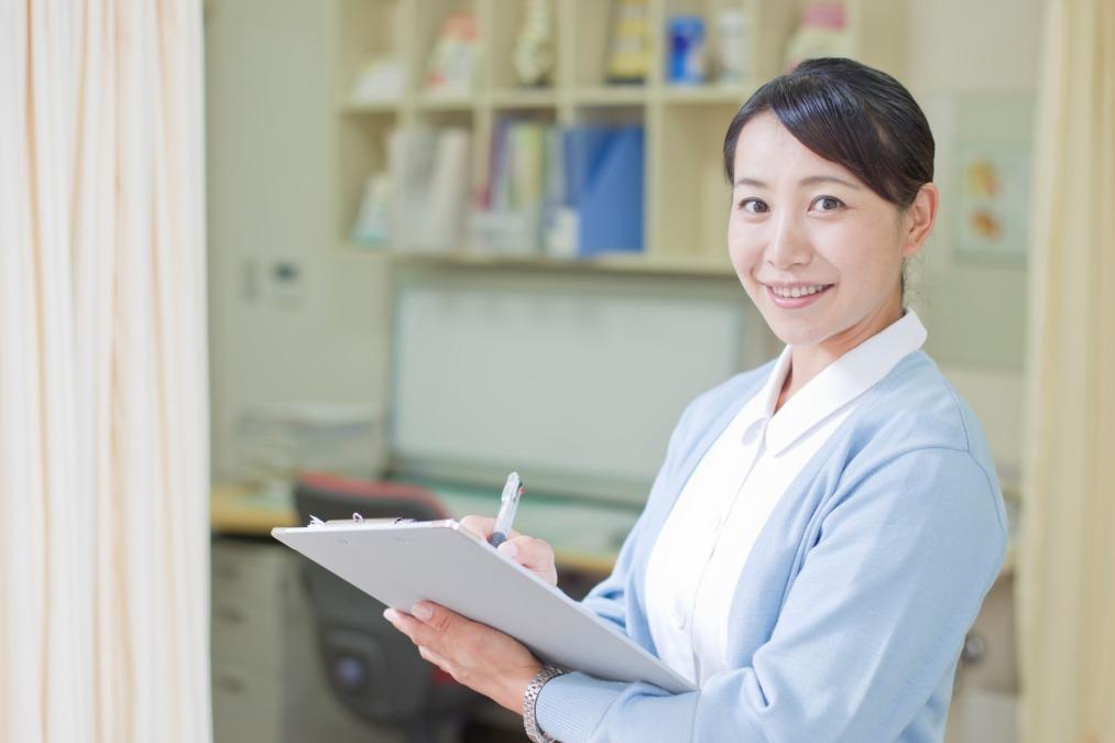 長野内科小児科医院(看護師/准看護師の求人)の写真:ブランクのある方でもご活躍いただけるようサポートします