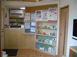 医療法人社団にこにこすまいる たきの歯科(管理栄養士/栄養士の求人)の写真:患者様をお迎えする待合室です