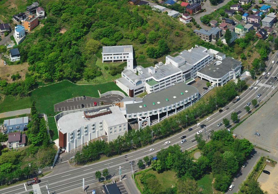 札幌山の上病院の画像