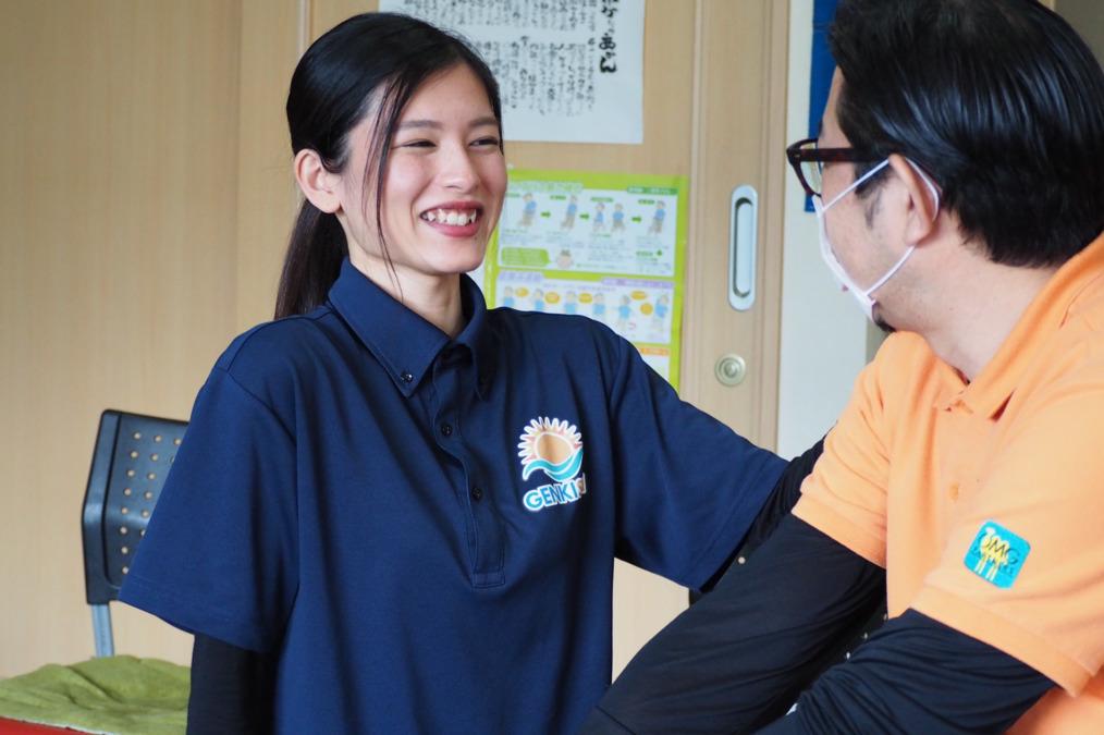 訪問医療マッサージ GENKI SUN 東十条の画像