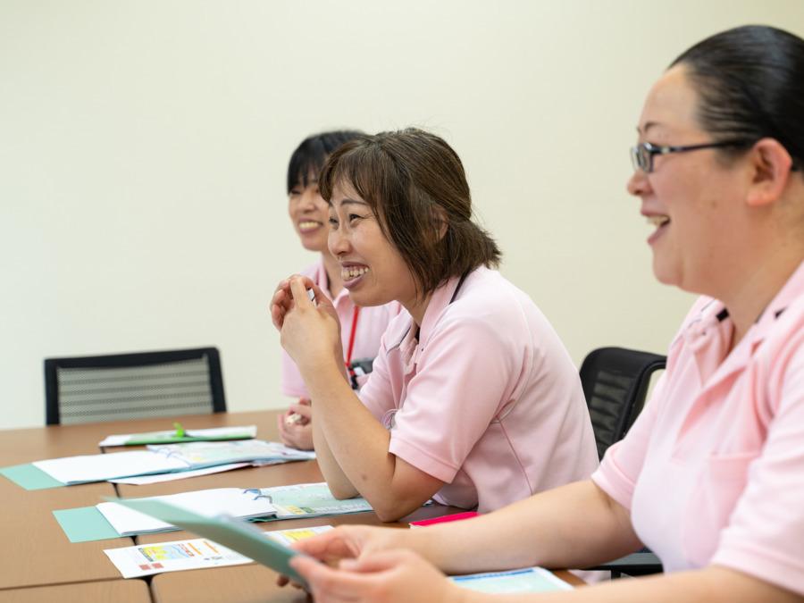 訪問看護ステーション豊和(看護師/准看護師の求人)の写真1枚目: