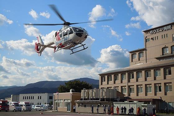 ホウエツ病院(看護師/准看護師の求人)の写真:ホウエツ病院です。