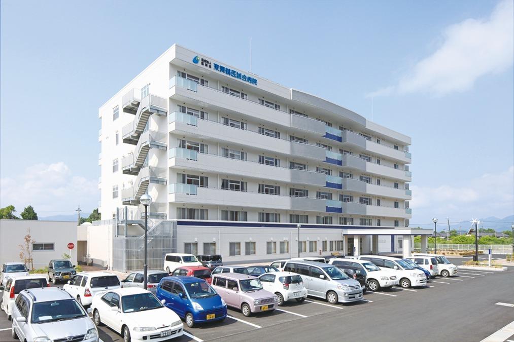 東舞鶴医誠会病院(管理栄養士/栄養士の求人)の写真1枚目: