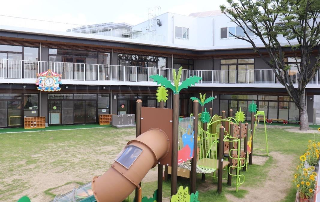 享栄幼稚園の画像