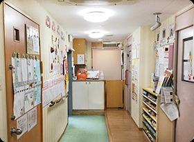 アスク東大島保育園の画像