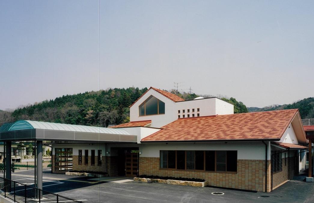 岡山市建部町在宅福祉サービスセンターほのぼの荘の画像