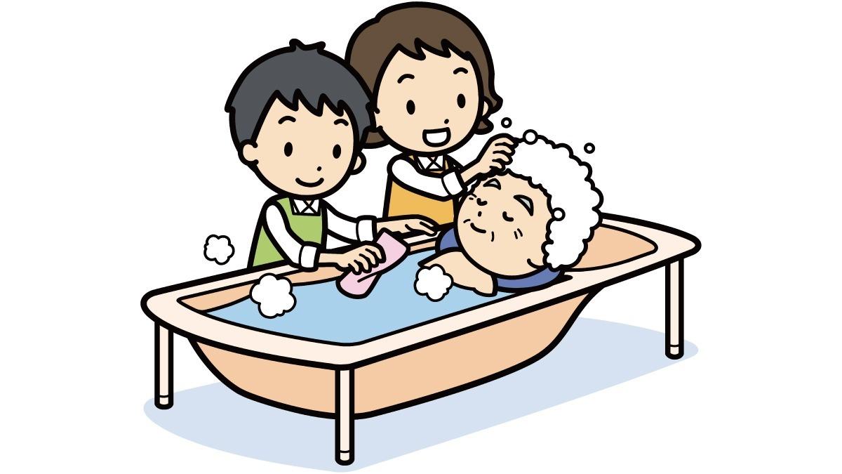 訪問スパ スマイル飯坂 温泉入浴サービス の画像