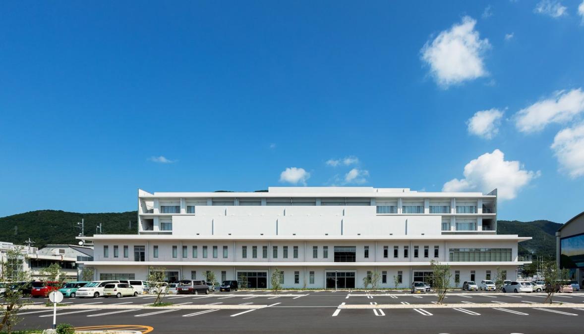 小豆島中央病院の画像