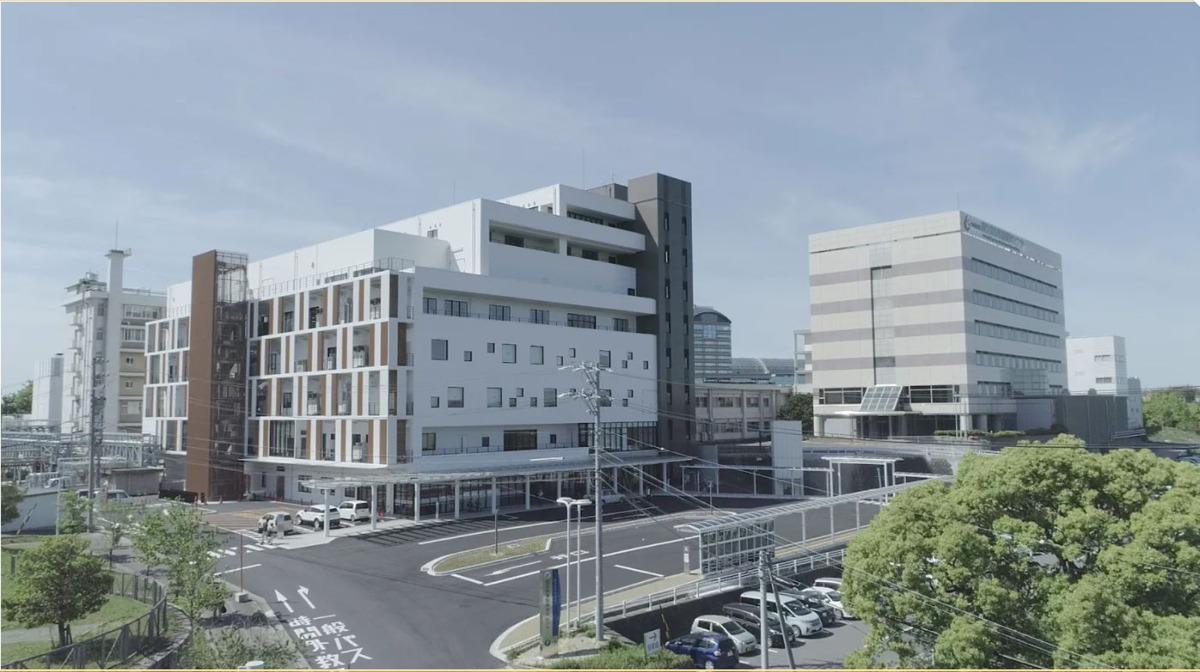 国立長寿医療研究センターの画像