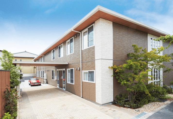 サービス付き高齢者向け住宅 リーブル泉大津アネックスの画像