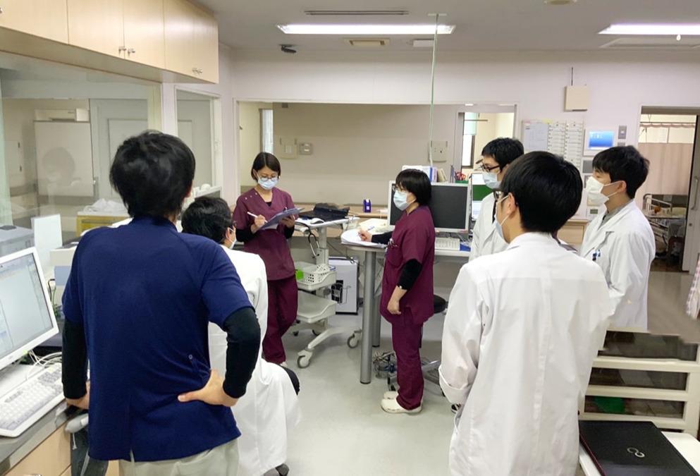 広島心臓血管病院の画像