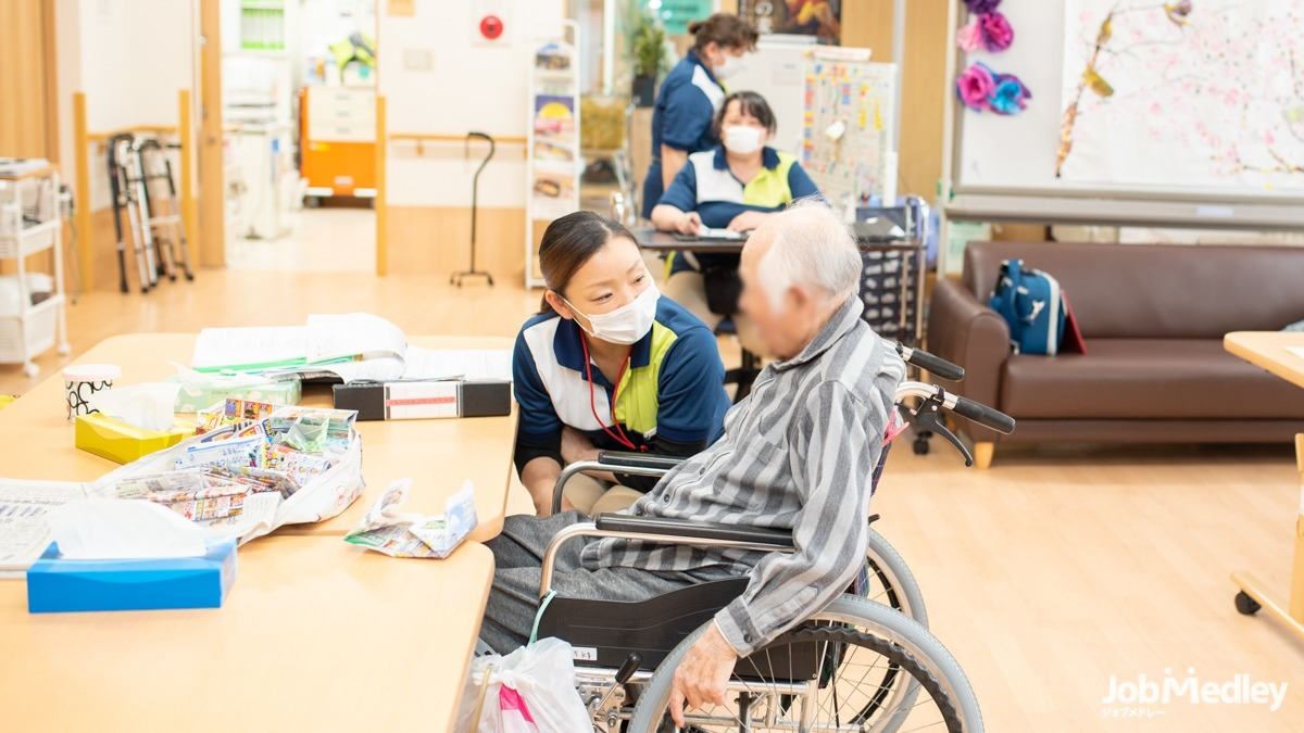 看護小規模多機能型居宅介護 ケアピリカみさと(介護職/ヘルパーの求人)の写真1枚目:全国でも珍しいまだ新しい制度の事業所です