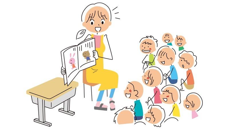 立川かしの木幼稚園の画像