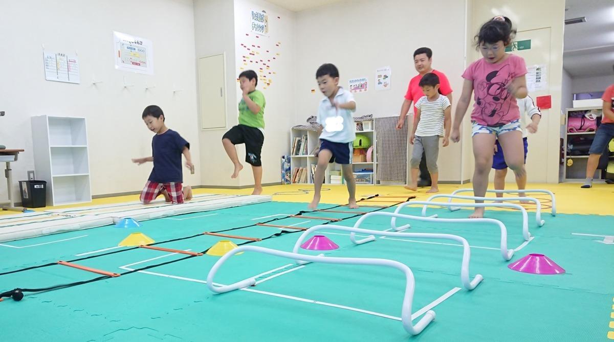 児童発達支援管理・放課後等デイサービス 運動学習支援教室 てまり(児童発達支援管理責任者の求人)の写真: