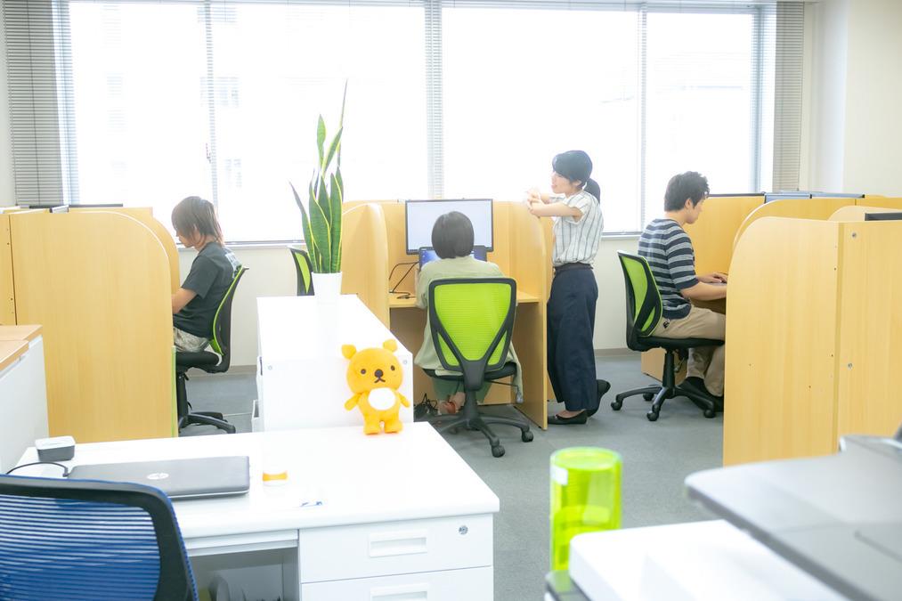 manaby大阪本町事業所の画像