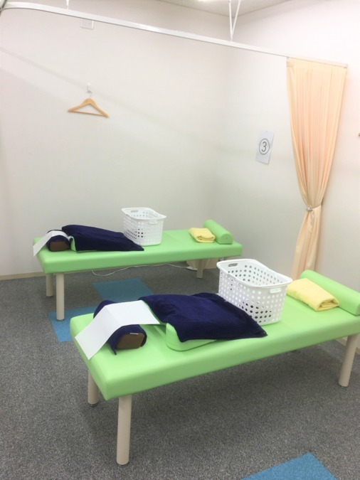 海道整骨院(鍼灸師の求人)の写真1枚目: