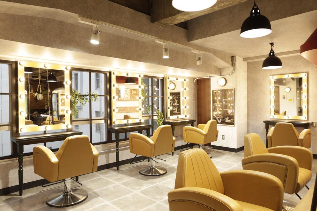 銀座美容室Lond rougeの画像