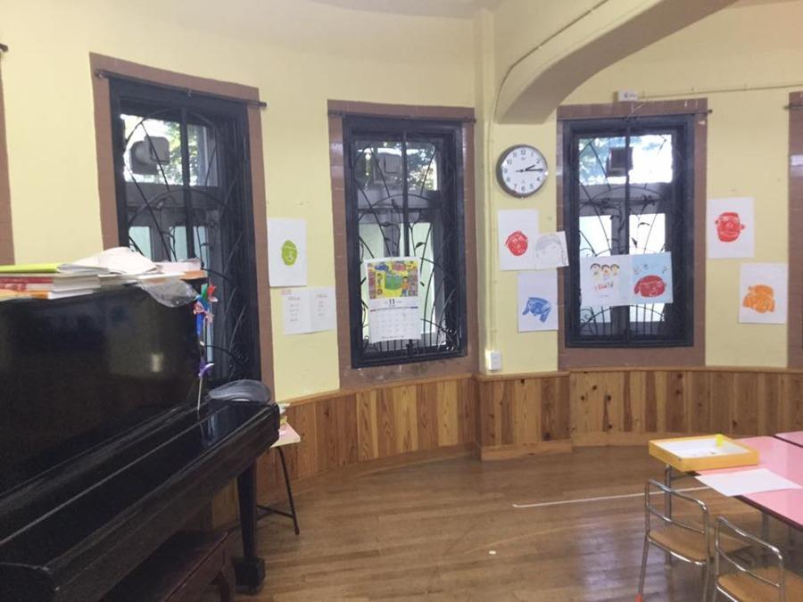 戸山幼稚園の画像