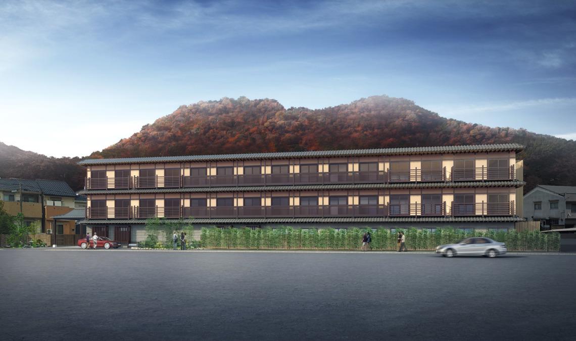 介護付有料老人ホーム アスデンシア京都嵐山の画像