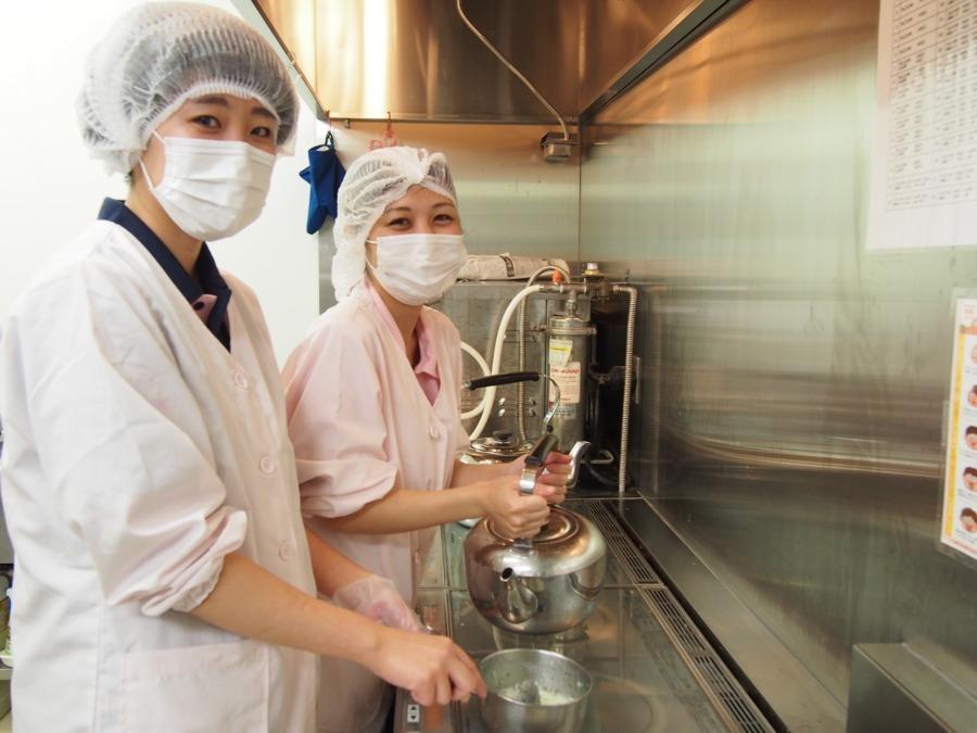 ゆらりん荻窪保育園(管理栄養士/栄養士の求人)の写真1枚目: